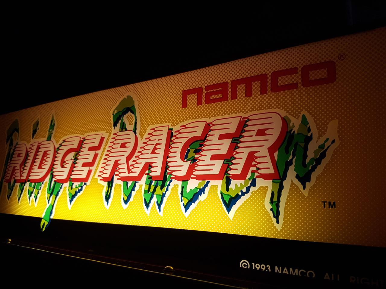Ridge Race Maquee