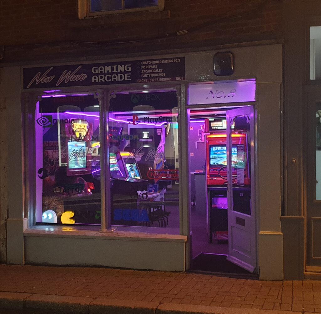New Wave Arcade 8 Westgate
